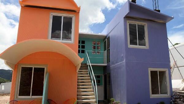 Casas cu�druplex en Guerrero