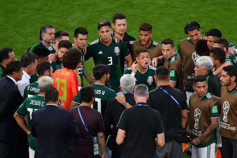 Selección Mexicana no votará en las elecciones presidenciales