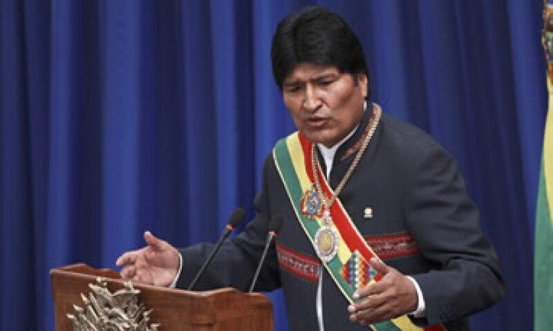 Morales agregó que la invitación del Mercosur fue hecha simultáneamente a Ecuador. (Foto: AP)