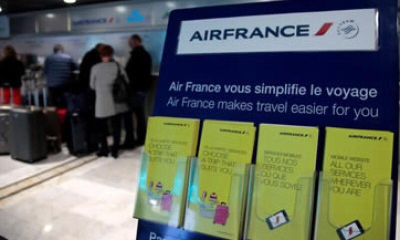 Air France presentó un plan de ajuste más drástico esta semana. (Foto: Reuters)