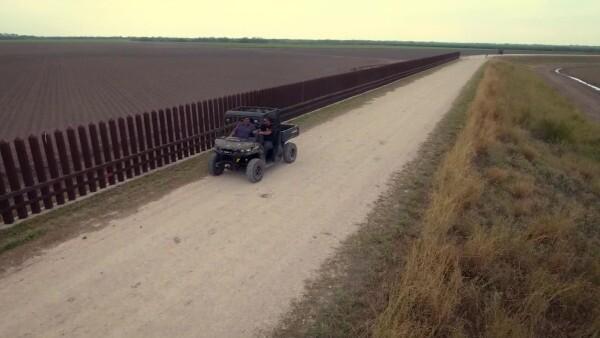 ¿El muro detendrá a indocumentados y el tráfico de droga?