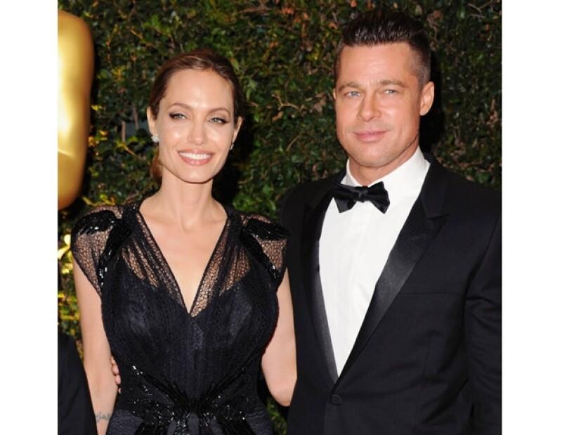 Medios internacionales aseguraron que Angelina compró la isla para regalársela a Brad.