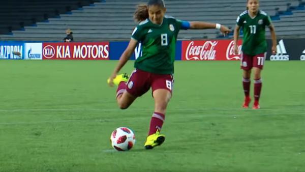 Selección Mexicana Sub 17