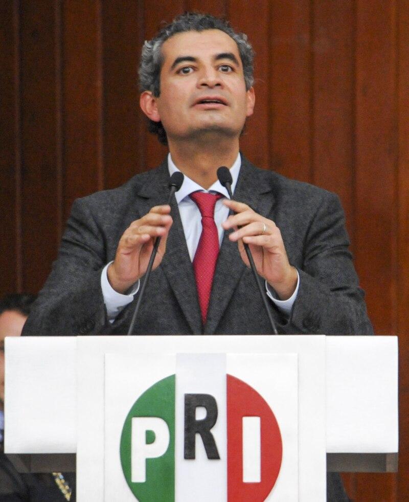 Enrique Ochoa. PRI.