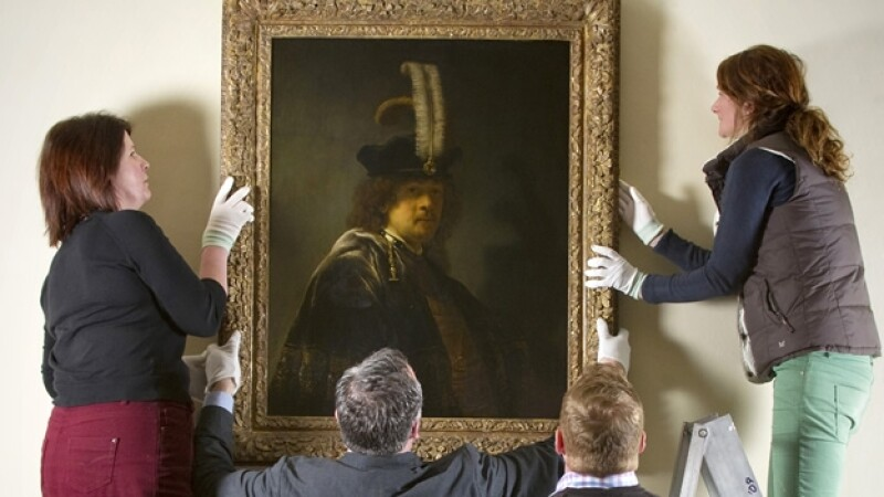 Rembrandt portarretrato