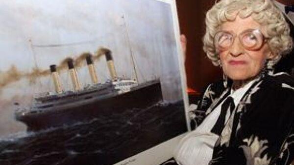 Millvina Dean falleció a los 97 años mientras dormía en el asilo de ancianos donde vivía en Southampton, Inglaterra.