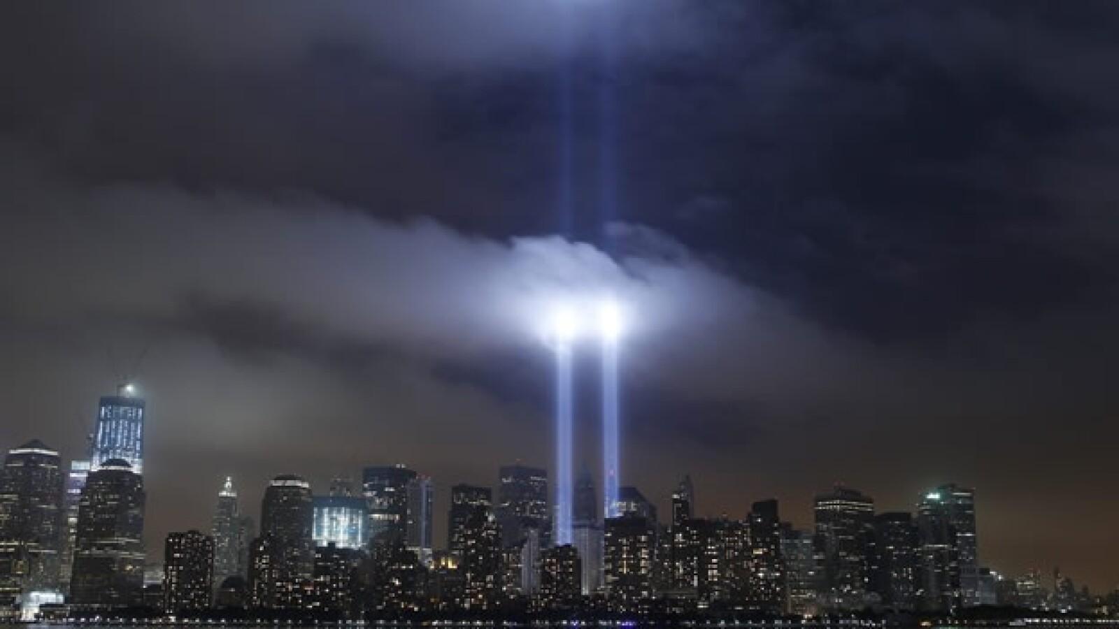 11 Septiembre Estados Unidos Ataques Terrorismo Manhattan