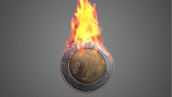 Si terminara el TLCAN el dólar subiría a 27 pesos