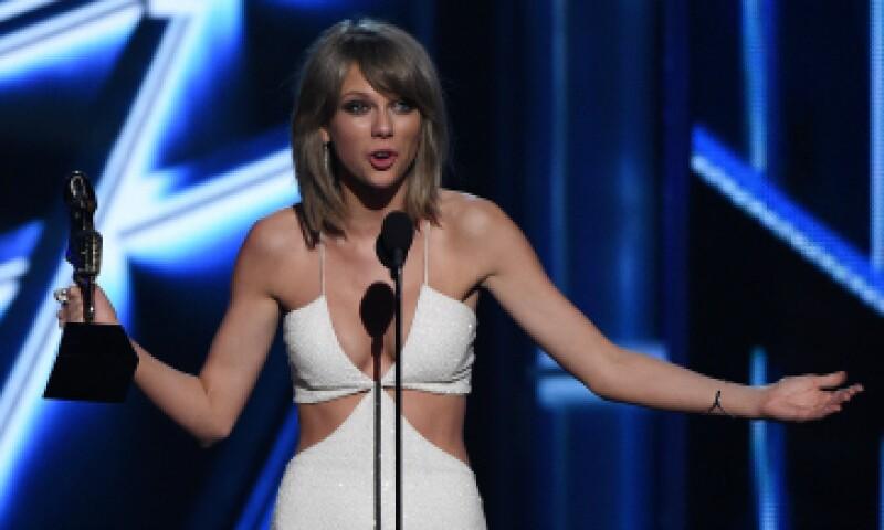 La cantante es la persona más joven en llegar a la lista de las Mujeres más poderosas según Forbes. (Foto: Getty Images)
