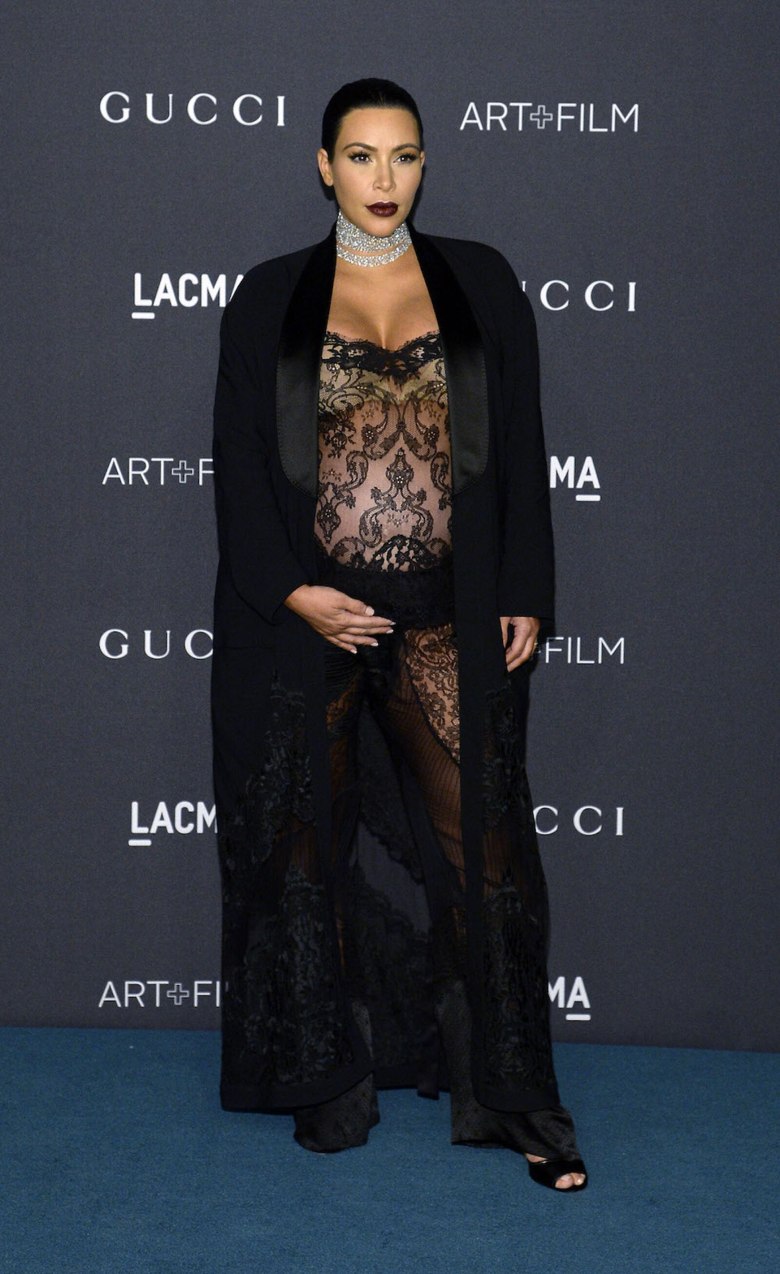 LACMA Art + Film Gala Honoring Alejandro G. Iñárritu And James Turrell Presented By Gucci - Arrivals