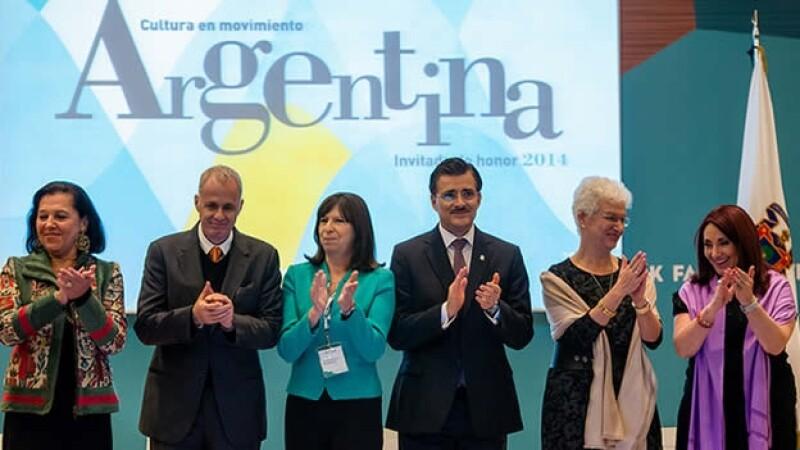 argentina en la fil