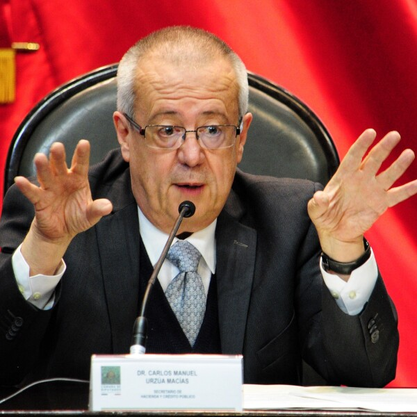 Presupuesto 2019 Porfirio Muñoz Carlos Urzúa Cámara de Diputados