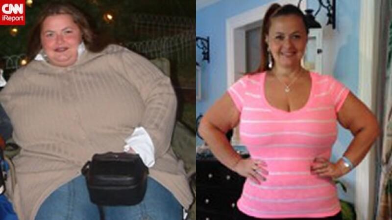 El cambio físico y mental de Danyeil Durrant la inspiró a crear una comunidad en Facebook para ayudar a personas con problemas de peso