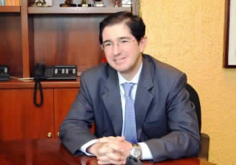 El subsecretario de Egresos, Dionisio Pérez Jácome asegura que aun con el ajuste, el gasto será mayor que el del año pasado. (Foto: Cortesía)