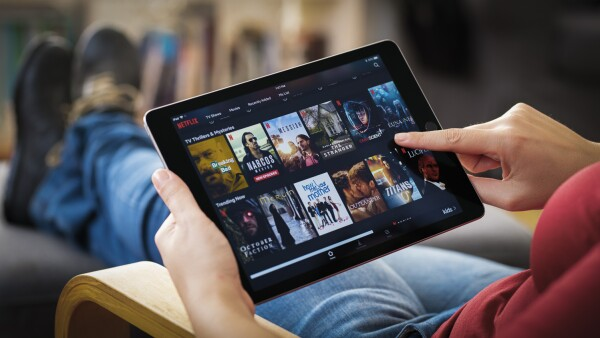 Online streaming with tablet pc