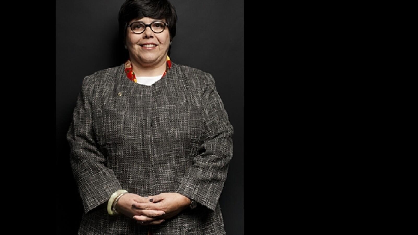 Marcia de Castro Representante residente del PNUD en México