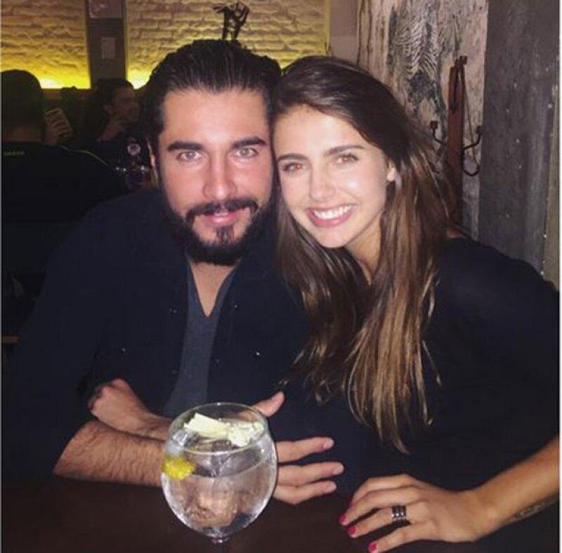 La actriz agradeció el cariño de sus fans tras anunciar que será mamá y que se casará con Josué Alvarado.