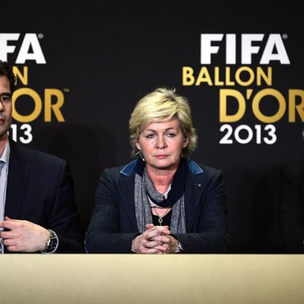 Balón de Oro entrenadoras