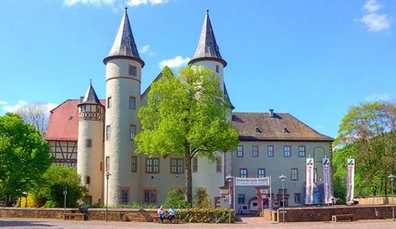 Castillo de la familia que inspiró a los hermanos Grimm, hoy es el Museo del Spessart.