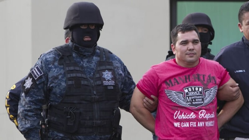 Juan Manuel Rodríguez, líder de un grupo delictivo que operaba en Tamaulipas