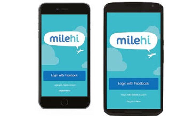 Su fundador considera que la app ayudará a realizar contactos de negocio. (Foto: MileHi)