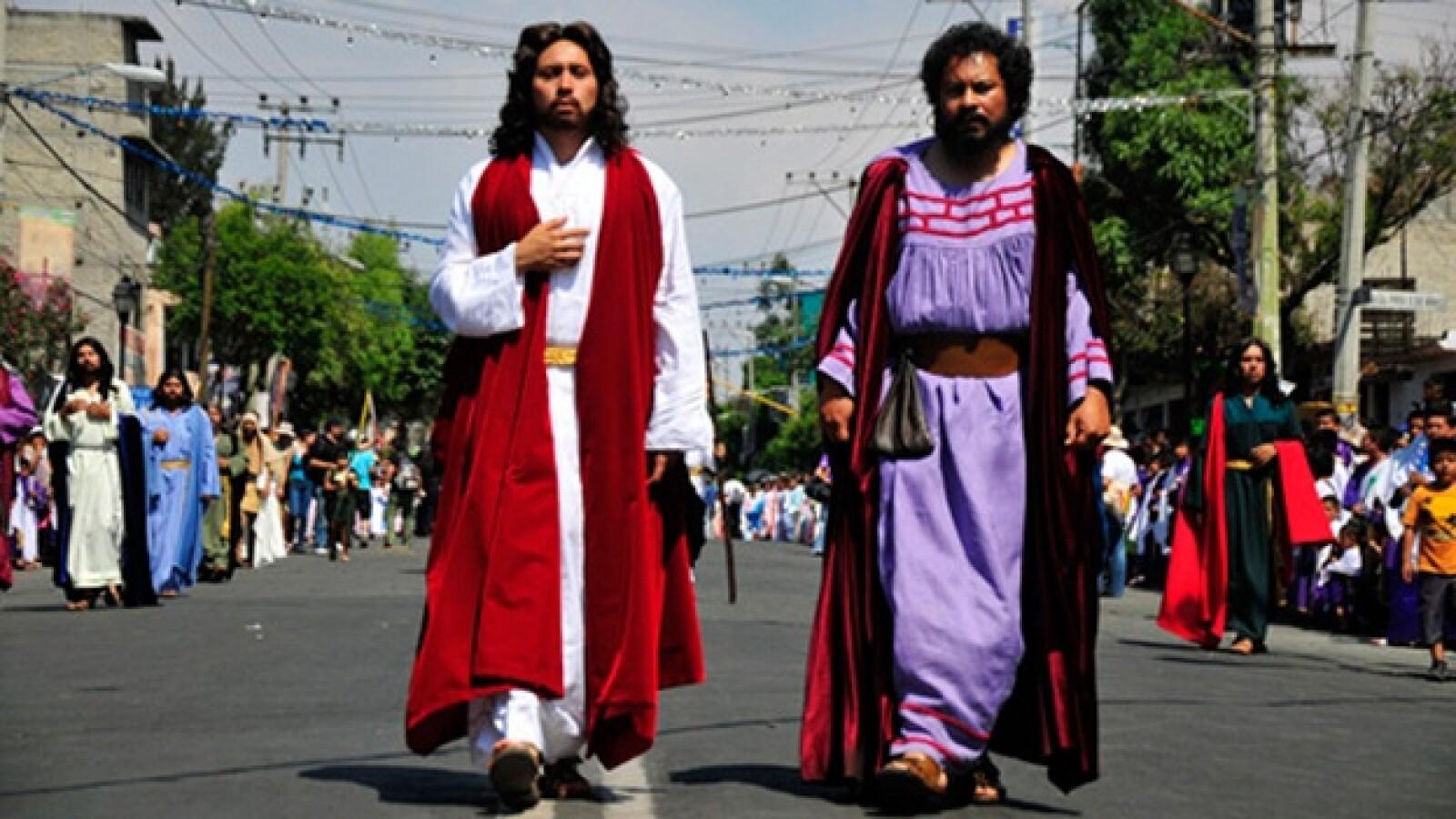 Jesus Judas Iztapalapa