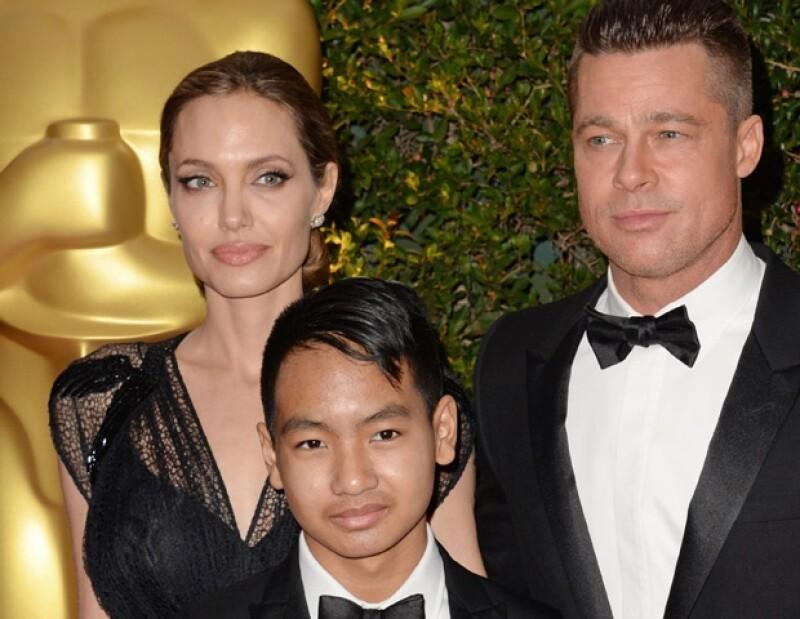 El hijo mayor de Angelina y Brad Pitt aparecerá en la próxima película que dirigirá su madre.