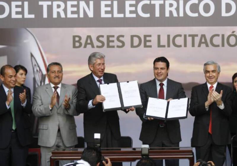 SCT y el tren ligero de Guadalajara