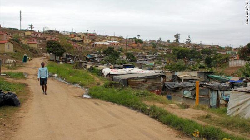 Sudáfrica habría desplazado a sus vagabundos para el Mundial
