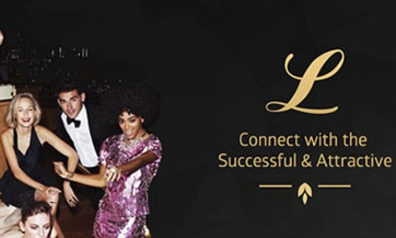 Luxy permite a los millonarios usuarios encontrar a otros adinerados clientes cerca de su ubicación. (Foto: tomada de Facebook/onLuxy)