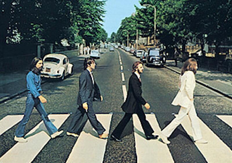El disco de Abbey Road salió a la venta el 26 de septiembre de 1969. (Foto: Cortesía Apple)