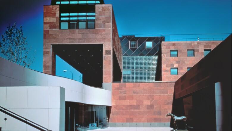 Museo de Arte Contemporáneo de Los Ángeles, Estados Unidos (1986)