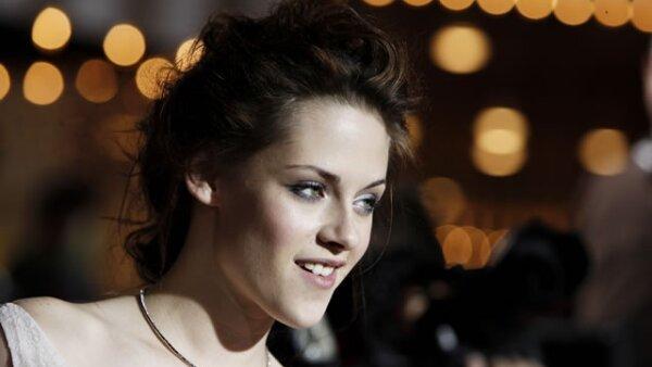 Ésta fue la primera vez que vimos a Kristen Stewart en una premiere de la saga Twilight, en 2008.