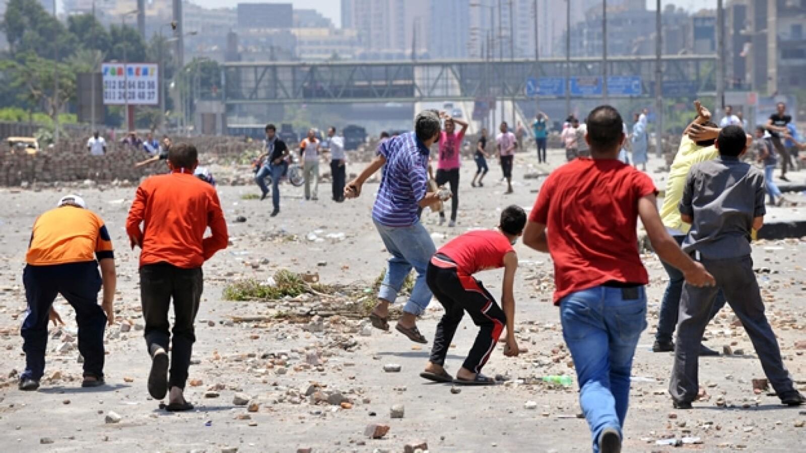 protestas en el Cairo 4