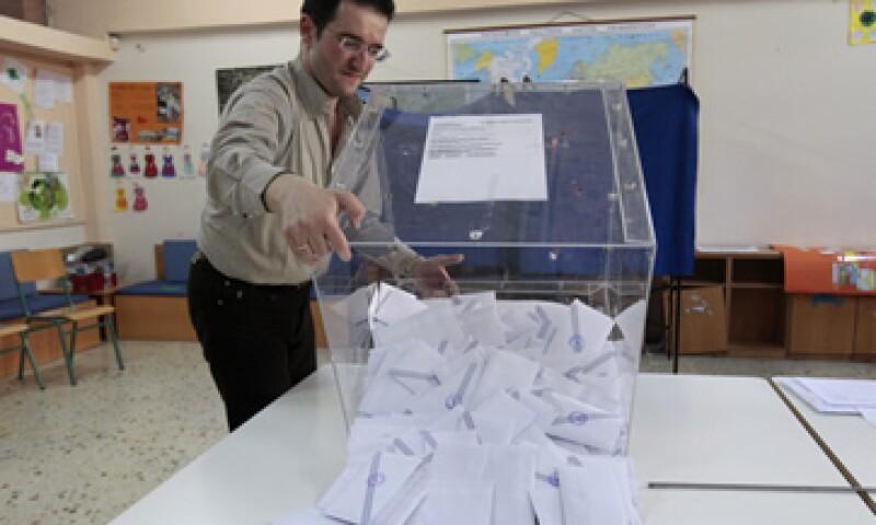 La Coalición de Izquierda tenía 14.4% de los votos, de acuerdo a los primeros resultados oficiales. (Foto: Reuters)