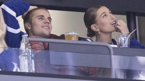 Hailey y Justin