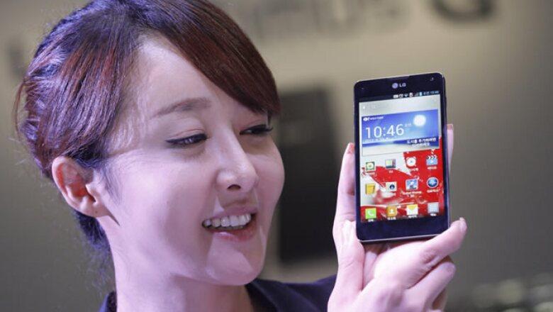 El Optimus G primero saldrá a la venta en Corea del Sur, luego en Japón y posteriormente en Estados Unidos.