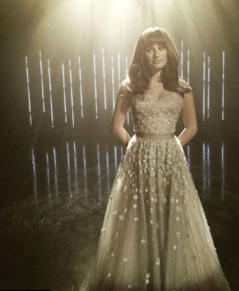 """La actriz y cantante regresa esta noche con los últimos episodios de la serie que la catapultó a la fama y lo hace interpretando el icónico tema musical de la película """"Frozen""""."""