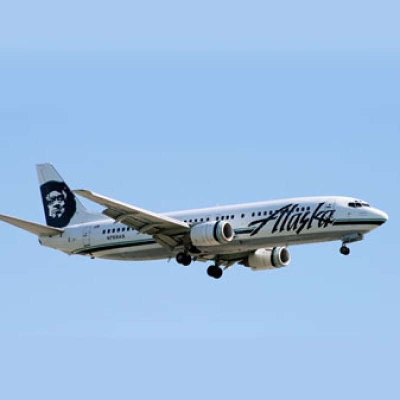 Log Alaska Airlines