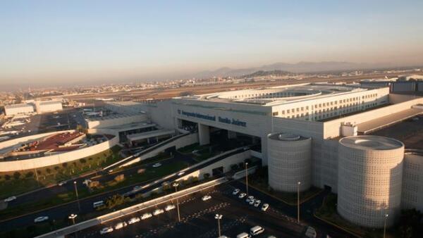 Aeropuerto Benito Ju�rez
