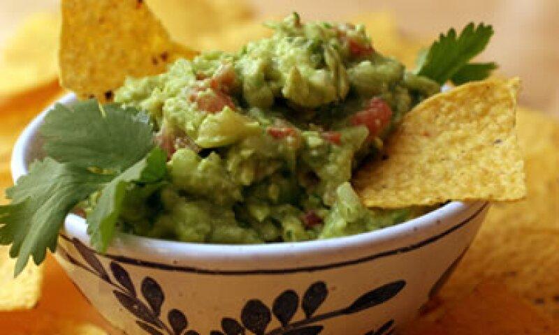 El guacamole está entre los productos que más se venden en restaurantes mexicanos. (Foto: AP)