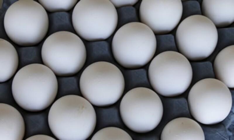 El Gobierno analiza si el aumento del huevo es injustificado. (Foto: Cuartoscuro )