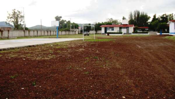 Patio de escuela