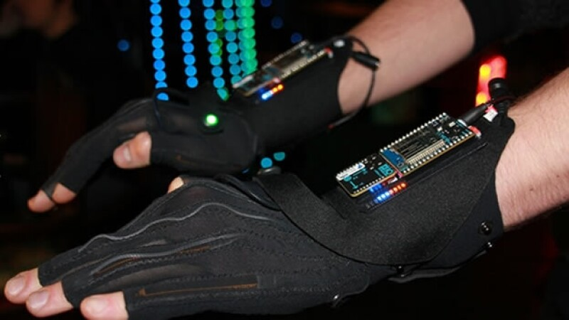 guantes Mi.Mu musica wearable