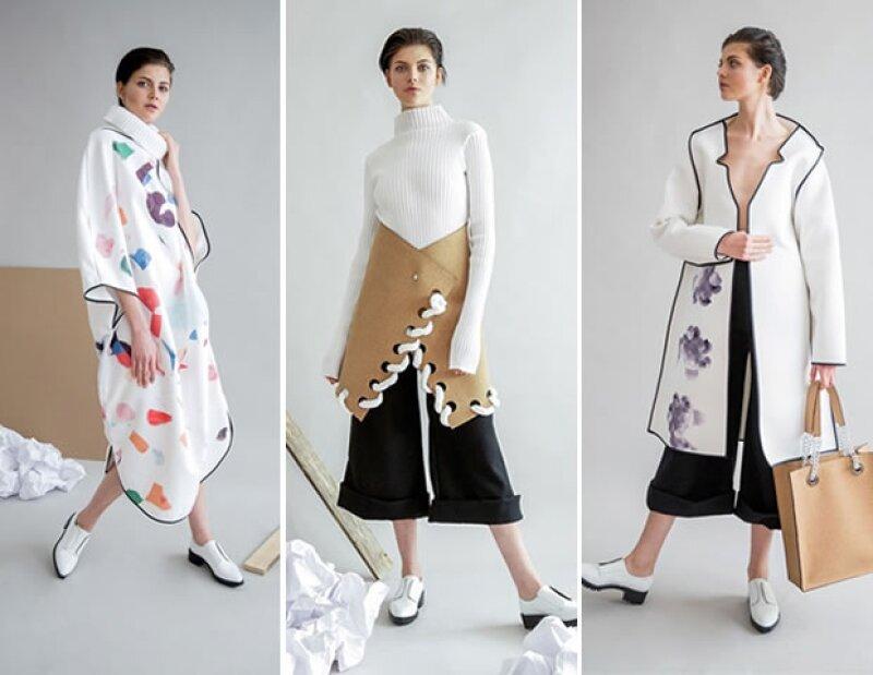A sus 23 años, es una de las promesas en diseño de moda a nivel internacional según Be Next Showroom y Vogue Italia.