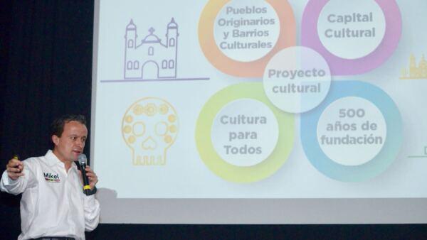Apostando por la cultura