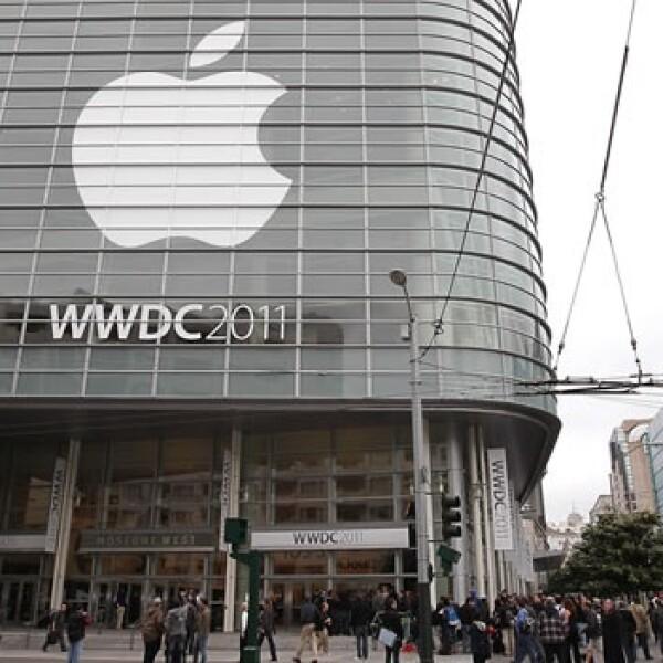 apple WWDC 2011 conferencia