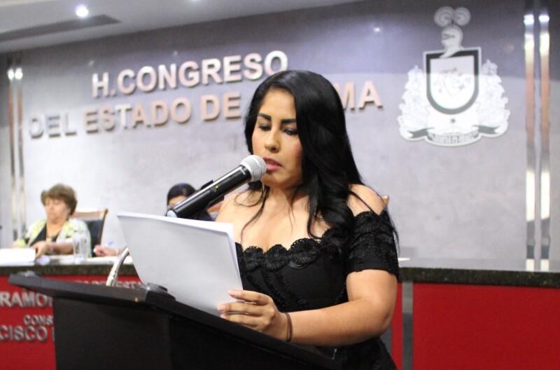 Diputada Colima