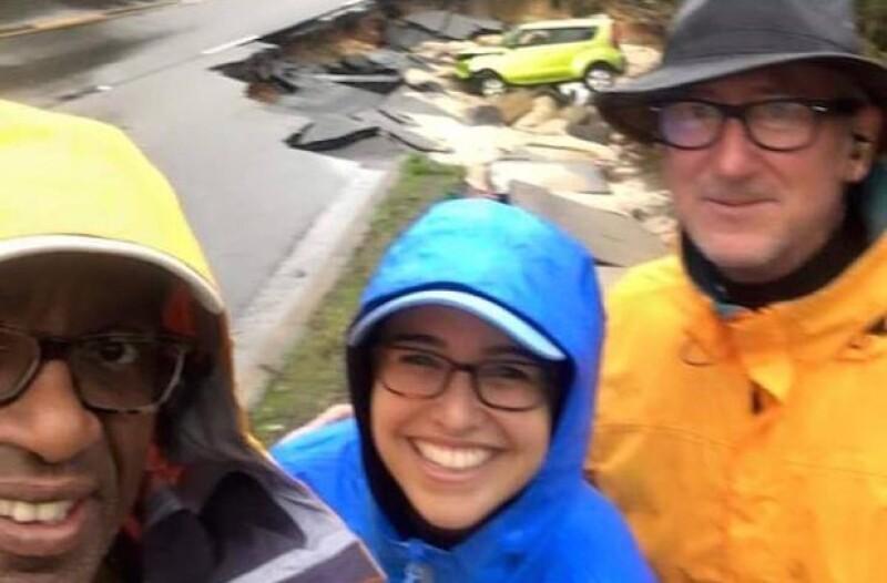 Twitter explotó contra el conductor tras la publicación de la imagen cuando el Sur de Carolina pasaba por un mal momento.