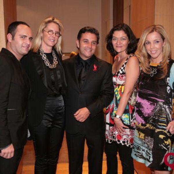 Pablo Walss, Sarah Gore Reeves, Francois- Marc Sastre, Sophie Díaz, Eva Hughes